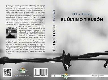 EL ÚLTIMO TIBURÓN cubierta
