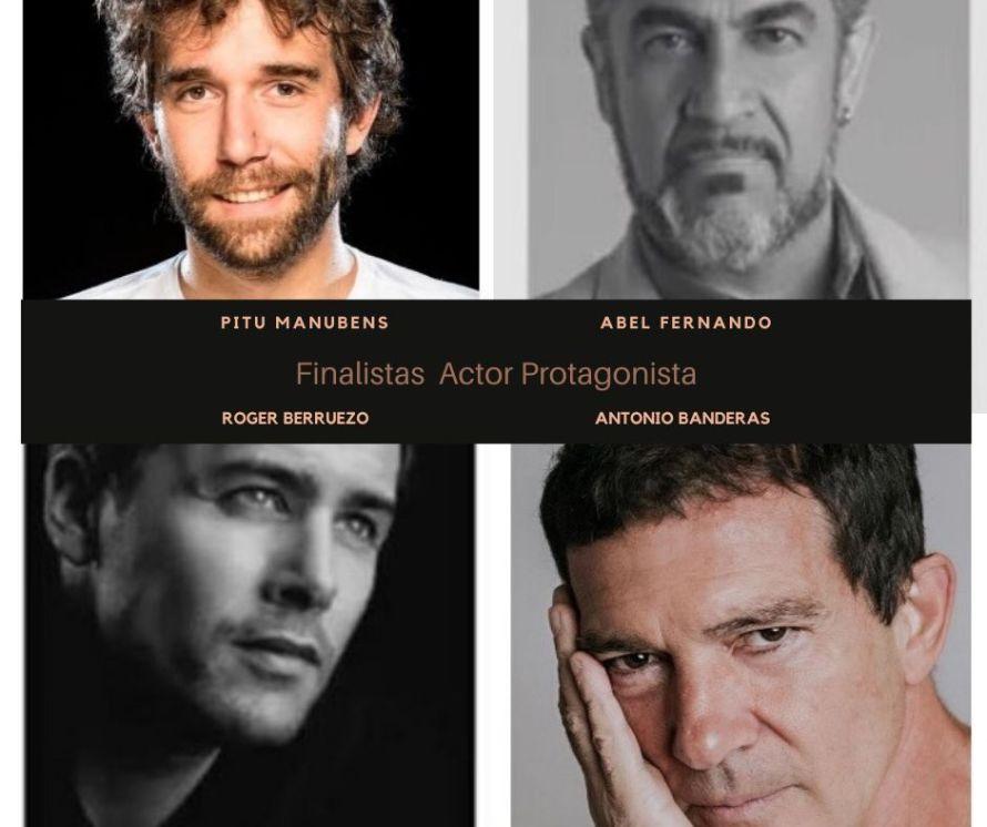 Finalistas Actor Protagonista